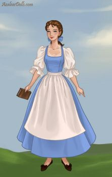 Belle - French Folklore by IndyGirl89