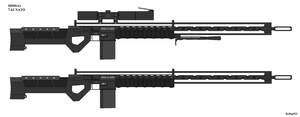 Sniper Rifle M900A1 by BeBop953