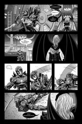 Shadows of Oblivion #1 - Page 6 by Shono