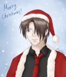 FB - Santa Hatori by MapleRose