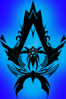 Assassin King Symbol by MehranPersia