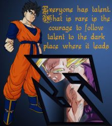 Courage to Follow by shinigamisgem