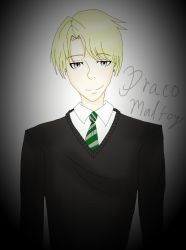 Draco malfoy by raspberrylover4ever