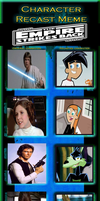 MFP's Star Wars Episode V -The Empire Strikes Back by MarioFanProductions