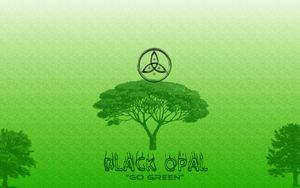 Black opal go green by 51tanmay
