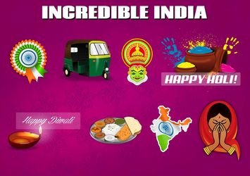 Incredible India by gnokii
