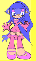 Sonic adoptable 2 REDUCED by Adoptables4U