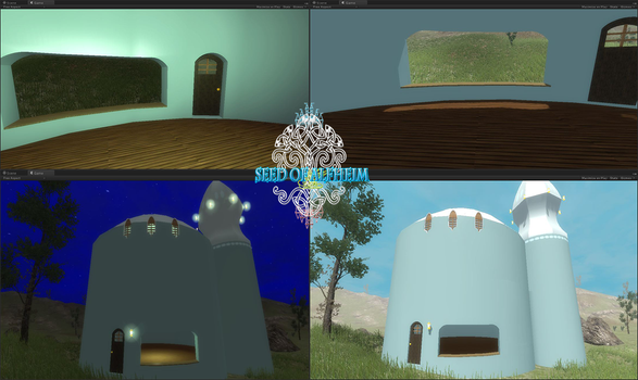 lights Day and night test in game by AizenZola