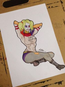 Harley Quinn: Suicide Squad by 97NightKnight