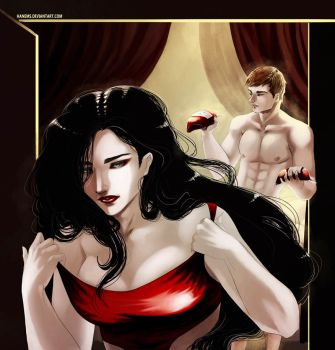 Vampire Bloodlines Chapter 2-4 by NewEvilRising