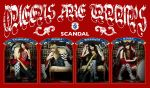 SCANDAL Queens are Trumps Wallpaper by ichigo-ringo