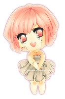 A Beautiful Doll [Entry] by cioccoMELLO