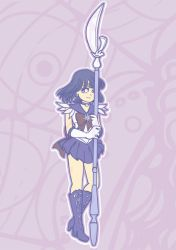 Sailor Saturn by madalice