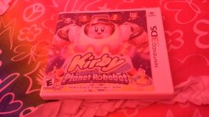 Kirby: Planet Robobot game FINALLY OWO by cutelittlepikakitty