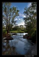 River Peace by Mystik-Rider