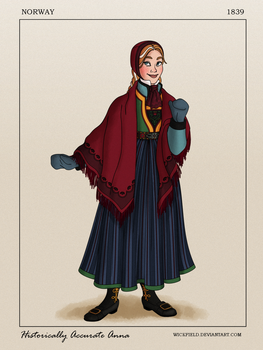Historically Accurate Anna by Wickfield