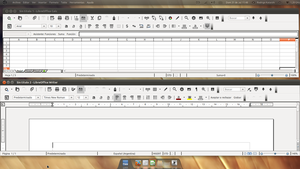 Libreoffice Icons Faenza Mod by underboy