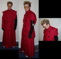 vash coat by MissRaptor