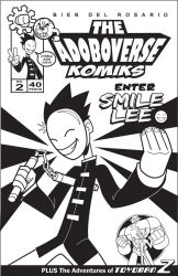 Adoboverse Komiks 2 by Agimax