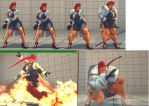 USF4 Viper cos3 MOD (BREAST BUTT CHUBBY MUSCLE) by morugen