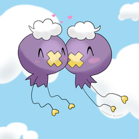 Love is in the air by NinjaSneezes