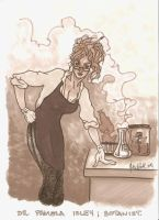 Dr Pamela Isley by s-carter