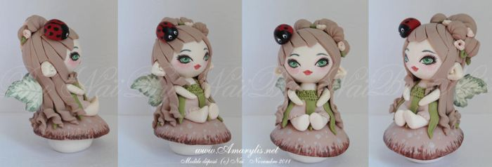Fee Fimo  commission by Nailyce