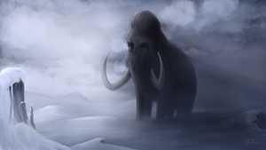 Mammoth by MacSpiffy