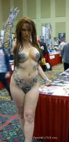 Witchblade Cosplay LVCE 2013 by SurfTiki