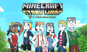 Minecraft: Story Mode by PrettyXTheXArtist