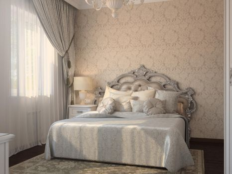 Classic Bedroom by ElxMa
