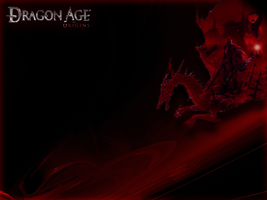 Dragon Age Origins Wallpaper by Chronic-Win7-Mods