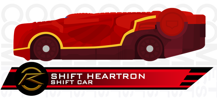 Shift Car Type Miracle by CometComics