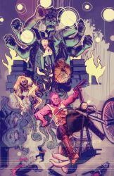 Big Trouble in Little China by TCypress