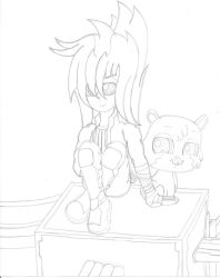 Masters of Parkour (Sketch) by PiplupSTARSCommander