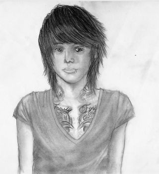 Ben Bruce by Cailderon