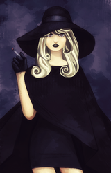 Witches! All of Them Witches! by Skye-Bird