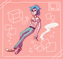 2D space by Renic-Pai