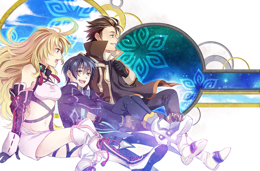 Tales of Xillia - 9 Days by Lo-wah