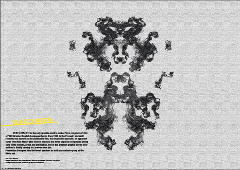 double page spread mag brief by unatural-selection