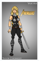 Valkyrie - Heroic Age by Femmes-Fatales