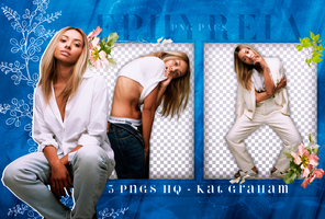 Png Pack #41 - Kat Graham by ephyreia