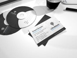 CD, business card01 by she7ata