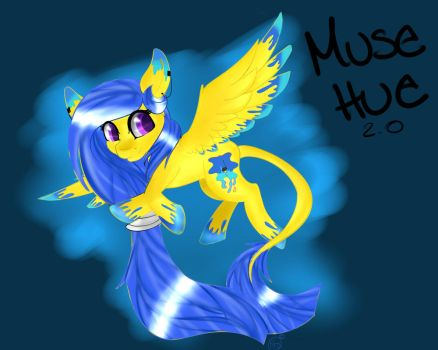 Fly Muse Fly by artislife4592