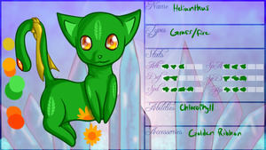 Helianthus reference by Zephyrift