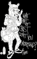 What Part of Crust Dont You Understand? by CrashyBandicoot