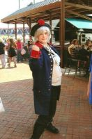 Otakon 09 Kingdom of Prussia by DriRose