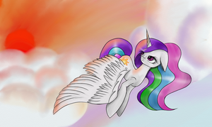 Stunning Sunset by Celly-Celly