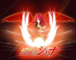Shakugan no Shana by BlackSilverstream