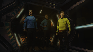 Star Trek by Aste17